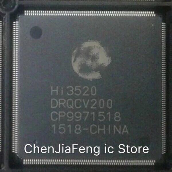2pcs~10pcs/lot  HI3520DRQCV200  HI3520  DRQCV200  QFP256  New original