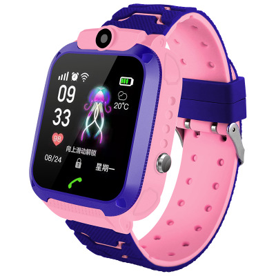 Q12 Smart Watch Multifunctional Children Digital Watch Waterproof Baby Watch Phone For IOS Android Kids Toy Gift