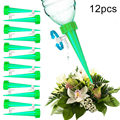 12Pcs Plant Water Funnel Flower Drip Spikes Automatically Watering Tools HUG-Deals