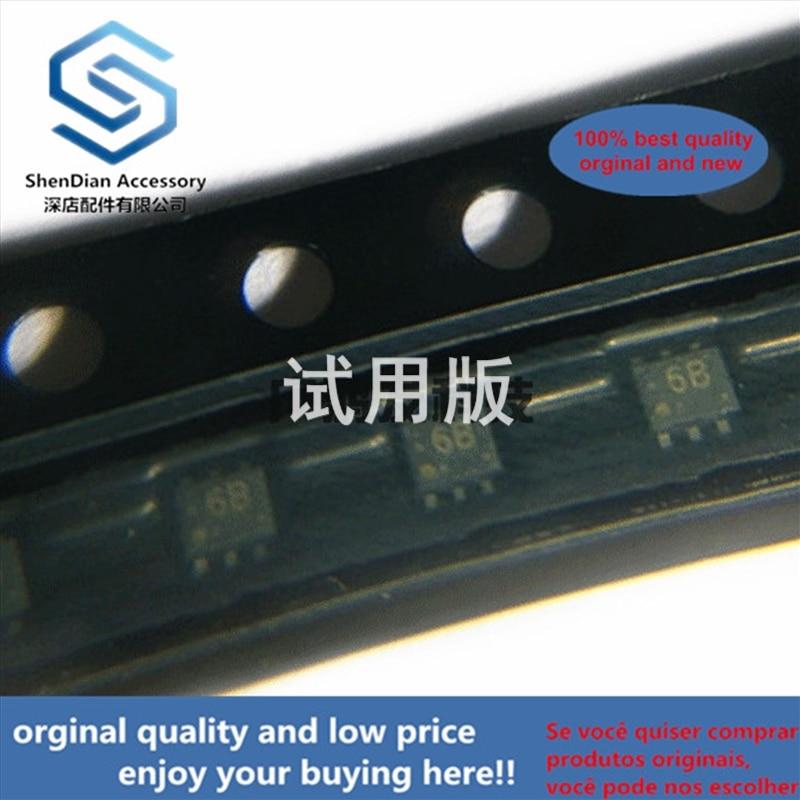 10pcs 100% Orginal New RN4982FE PNP + NPN Composite Band Stop Double Triode SOT-563
