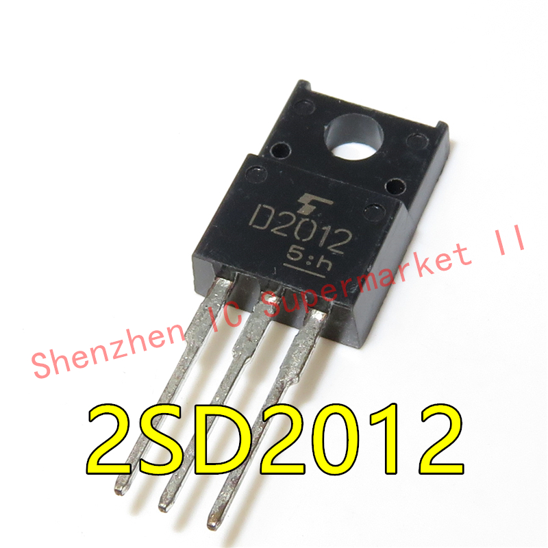 1pcs/lot 2SD2012 D2012 TO-220F In Stock