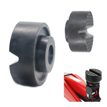 Upgrade thickened Car jack Support Type Frame Rail Adapter For Pinch Weld Side Pad new black rubber slotted floor jack pad frame rail adapter for pinch weld side pad