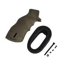 Taktische Motor AEG M4 Grip Spielzeug Taktik Griff Gel Blaster Split-box Universal Sniper Grip 480 griff Airsoft Militar grip