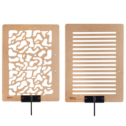 Light and shadow effect board pine wood flag board 45x60/60x90cm Tree shadow window view carved wood for photography background