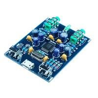 PCM2706 HALLO USB Soundkarte DIY Kit USB DAC SPDIF Android Kompatibel MicroUSB Windows Ohne Fahrer Stecker und Spielen-in Soundkarten aus Computer und Büro bei