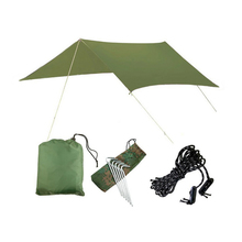 Hot  Hammock Rain Fly Tent Tarp Waterproof Windproof Camping Shelter Sunshade