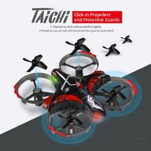 JJRC H56 Mini Drone sterowanie czujnikiem podczerwieni pilot drony RTF wysokość trzymaj Upgrade VS H36 H8 H2 zabawki helikopter drony cheap Teranty CN (pochodzenie) Metal Z tworzywa sztucznego About 50m 8 5x8 5x3 5cm Careful Mode1 Silnik szczotki 3 7v 4 kanały