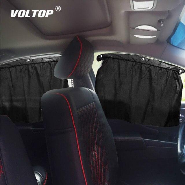 2 pièces voiture rideau pare soleil fille voiture accessoires décoration maison tableau de bord suspendu pendentif Auto intérieur accessoire