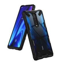 Ringke Fusion X לxiaomi Mi 9T מקרה (Mi 9T פרו) שקוף קשיח מחשב חזרה רך TPU מסגרת עבור Redmi K20 (K20 פרו) כיסוי
