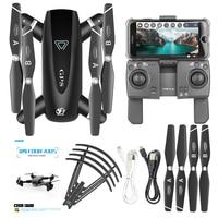 Miglior Drone per fotocamera 4K 1080P HD doppia fotocamera seguimi Quadrocopter FPV GPS professionale batteria a lunga durata drone per fotocamera giocattolo