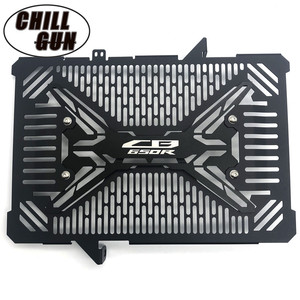 Image 4 - Motorcycle Accessories Radiator Cover Radiator Guard Protection Fit For HONDA CB650R 2019 2020 CB 650R CB 650R CB 650 R 1920