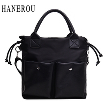 2019 New Pu Leather Bag Simple Handbags Famous Brands Women Shoulder Bag Casual Big Tote Vintage Ladies Crossbody Bags Big Bag cow leather bags handbags women famous brands big women crossbody bag tote designer shoulder bag ladies large bolsos mujer white