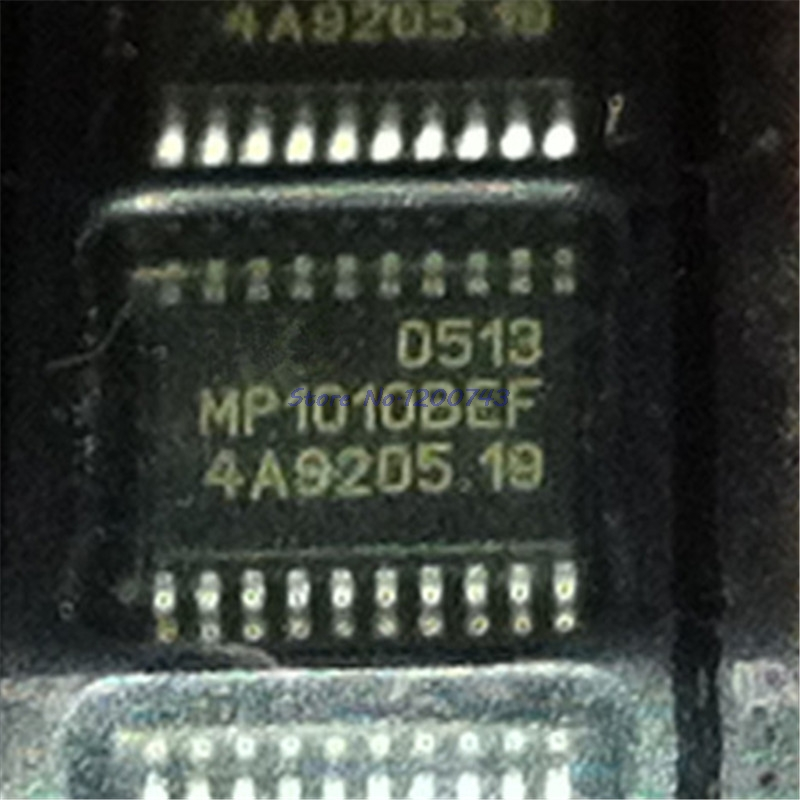 5pcs/lot MP1010 <font><b>MP1010BEF</b></font> <font><b>MP1010BEF</b></font>-LF-Z TSSOP-20 In Stock image