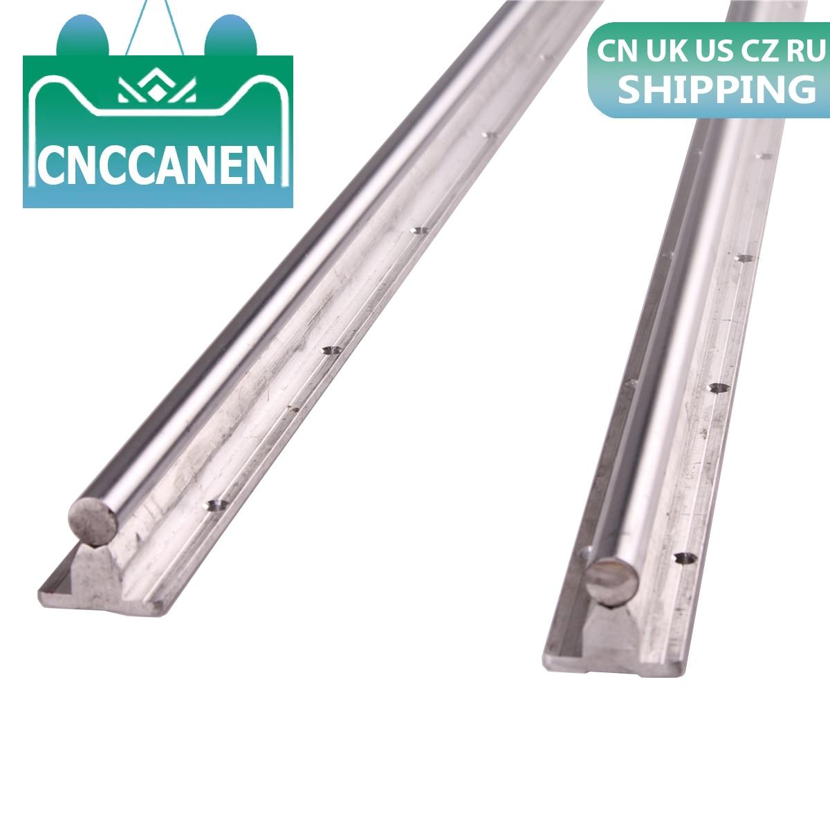 SBR20-350 //700 //1100MM Liner Raill Support/&12 SBR20UU Block Bearing Bearing 2