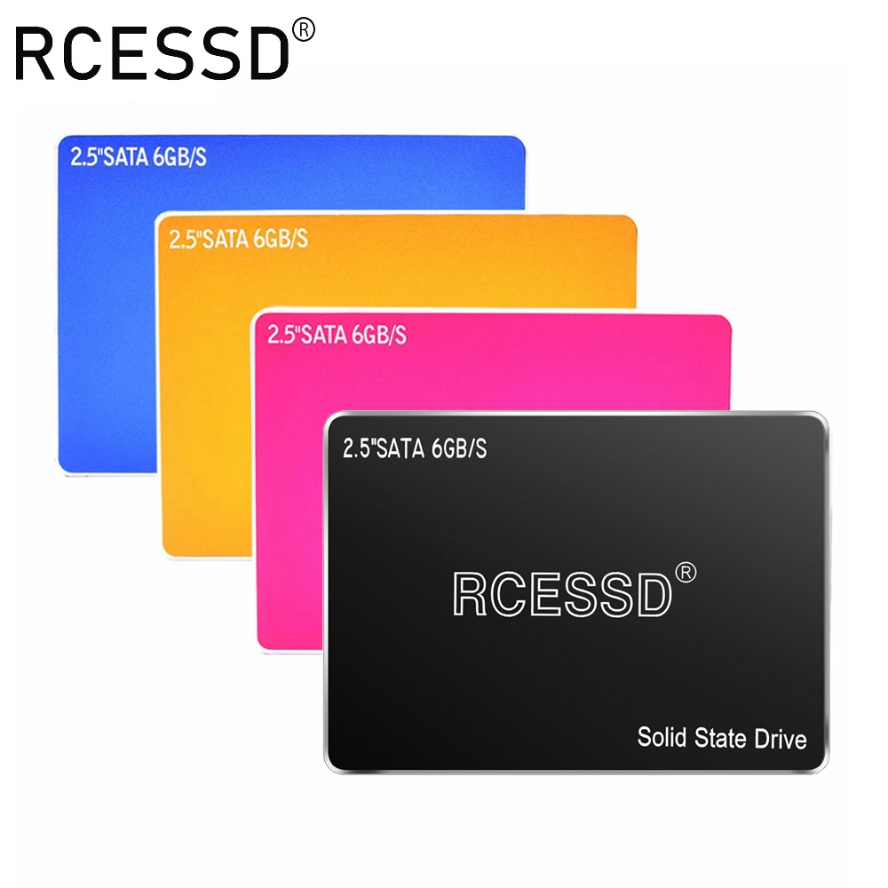 RCE SSD 120gb 240 gb 480gb 1 tb SSD HDD 2 5   SSD SATAIII 512gb 256gb 128gb Internal Solid State Drive Laptop Desktop Hard Disc