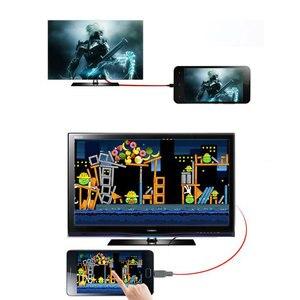 Image 5 - Kebidu 1080P Full HD Micro usb do hdmi kabel do wyjście MHL adapter audio HDTV 5Pin 11pin adapter do Samsung Galaxy S2 S3 S4 S5