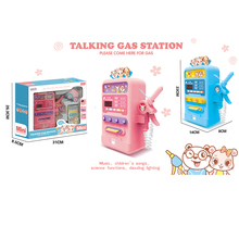 Fun Simulation Tanker With Music And Lights Children Pretend Play Toys Boys And Girls Early Education Toys Gifts