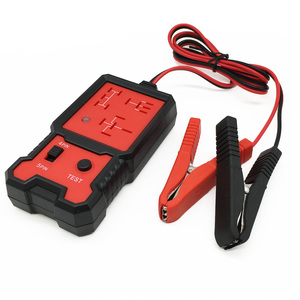 Image 3 - Verificador automotivo eletrônico da bateria do carro do verificador do relé do carro do verificador do relé 4 pinos 5 pinos universal 12v
