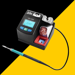 Jabe UD-1200 Precision Lead-free Soldering Station Smart 2.5S Rapid Heating with Dual Channel Power Supply Heating System
