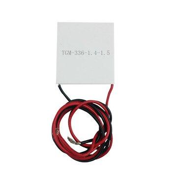 Temperatuurverschil Generator TGM 336 1.4 1.5 Power Generatie 18V1. 65A 30W Thermo elektrische Chip Hoge Efficiëntie-in Kabelhaspel van Consumentenelektronica op