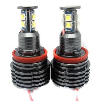 ADT 80W angel eye Xenon headlights E92 H8 8LED bright lights for brand vehicles no error code