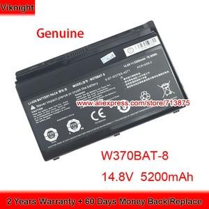 Image 1 - 本 W370BAT 8 (SIMPLO) 6 87 W37SS 427 W350ET バッテリー clevo W370ET W350ST W350ETQ W370SK K590S K650C K750S W35XSS 370SS