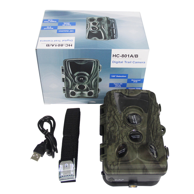HC801B Hunting Trail Hunting Trap Camera Wild Game Night Animal Thermal Photo Waterproof With 20MP Image Trigger Wildlife Scouti 6