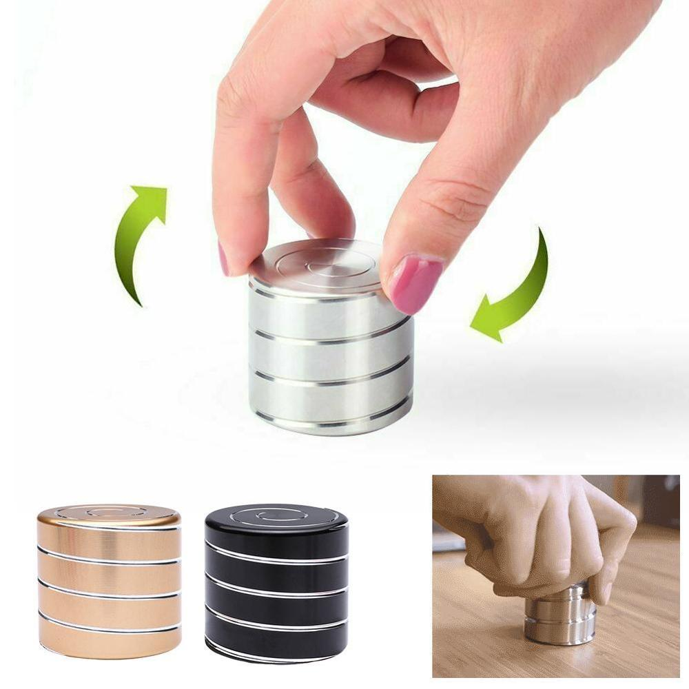 Kinetic Desk Toy With Mesmerizing Motion Anti-stress Fidget Spinner Finger Toys Adult Toys Children Toys