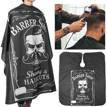 Hairdressing Breathable Apron Hair Cutting Barber Salon Waterproof Gown Cape Haircut Cloth Styling Tool Used For Perm Dye Hair(China)