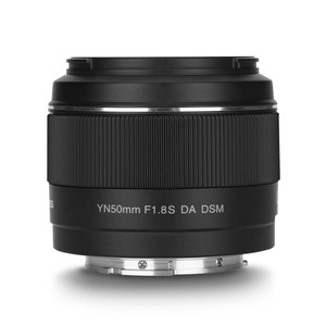 Image 1 - Yongnuo 50mm F1.8S DA DSM for Sony APS C Format a6400 Micro Single E Mouth Automatic 50mm 1.8 Lens