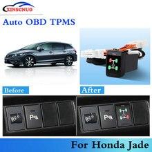 XINSCNUO Car OBD TPMS Tire pressure sensor For Honda Jade 2014 2015 2016 2017 au