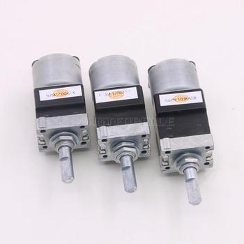 Potenciómetro de accionamiento de Motor ALPS Original de Japón, 100KAX2 100KAX4 100KAX6,...