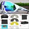 Ciclismo óculos polarizados mtb mountain bike ciclismo óculos de sol óculos de ciclismo óculos de proteção oculos 17