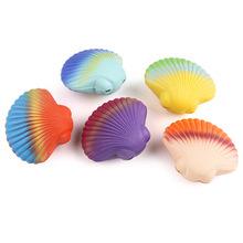 Namoczone muszle wodne zwierzęta morskie moczenie przegrzebki magia wylęgarnia rosnące życie morskie powłoki zabawki rosnące w wodzie morskiej tanie tanio Huilong Unisex HL4545545854 NO EAT 5*6CM 3 lat