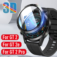 Screen Protectors for Huawei Watch GT 2e 2 Pro Full Edge Film Smartwatch Accessories Glass For Huawei gt2e gt2 Watch 42mm 46mm