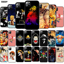 ONE PIECE Affe D Luffy TPU Telefon Abdeckung für Apple iPhone 11 Pro für iPhone 11 Pro Max silikon Weichen fall(China)