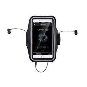 Спортивная Беговая наручная повязка сумка чехол мобильного телефона чехол для телефона на руку универсальный Водонепроницаемый Спортивная мобильный телефон держатель Спорт на открытом воздухе телефон Arm Pou|Крепления на руку|   | АлиЭкспресс