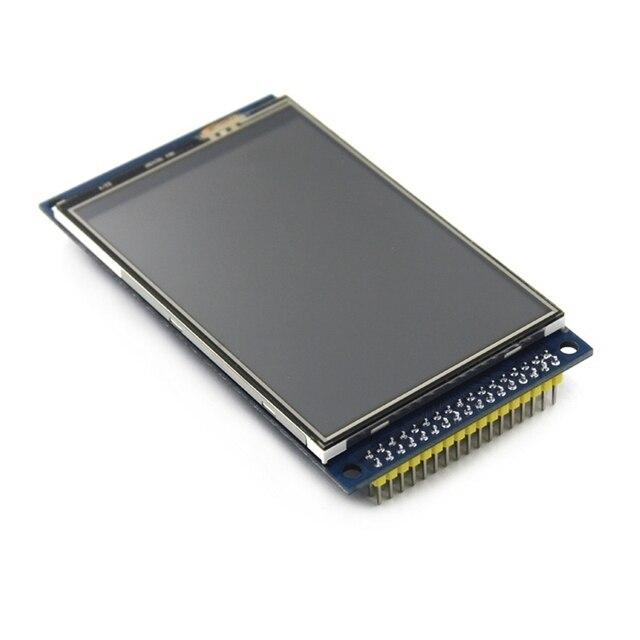 3,5 дюймов 320X480 TFT LCD Sn дисплей модуль с контактной панелью ЖК-дисплей RGB цветной Драйвер IC ILI9486 для Arduino C51 STM32