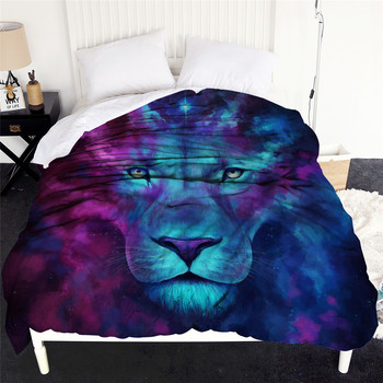 Light And Dark Lion