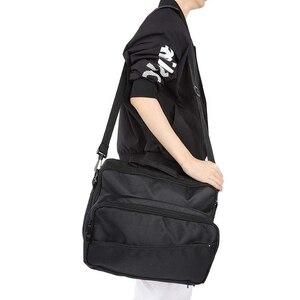 Image 5 - Multifunction Traveling Carry Bag Case for Xbox One X/S Handbag Shoulder bag with Strap Game disc Holder