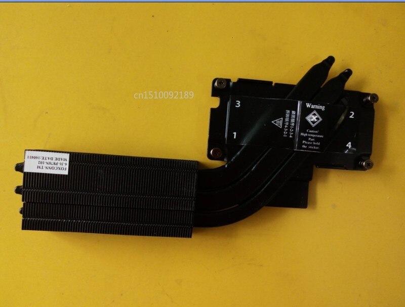 For Original Laptop/Notebook CPU Cooling Radiator Heatsink For Clevo P870 P870DM-G 6-31-P870N-102 6-31-P870N-100 Module
