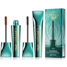 Gimeng peacock water-proof mascara,4-D, high-density, natural-fiber, non-seasick, non-seasick