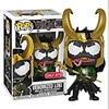 FUNKO POP Venom \ Venomized Loki Vinyl Action Figures Collection Model Toys for Children Birthday gift