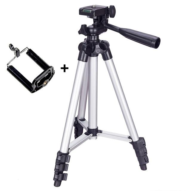 Trépied Support Ensemble Avec clip support de téléphone Pour Smartphone Télescopes Numérique Caméra Go Pro UY8