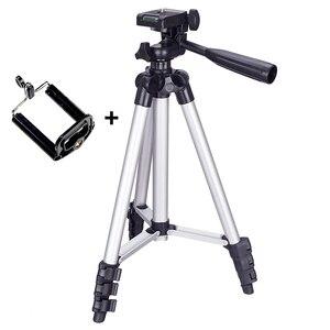 Image 1 - Tripod Mount Supporto Del Basamento Set con Il Supporto Del Telefono Clip per Smartphone Telescopi Digitale Go Pro Macchina Fotografica UY8