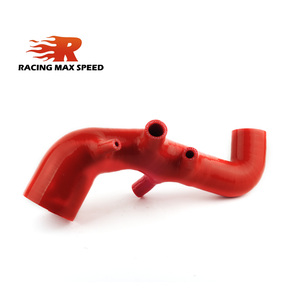 Image 3 - Aria di aspirazione turbo intrecciato tubo in silicone di vuoto/tubo BLU per AUDI TT 225 , S3 ,Seat Leon