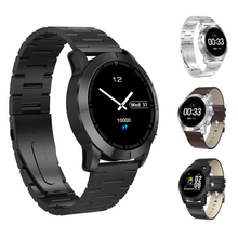 DTNO.1 S10 Smart Watch 1.3 IP68 Waterproof Bluetooth 4.2 Smartwatch Heart Rate Monitoring Compass Sport for Android iOS