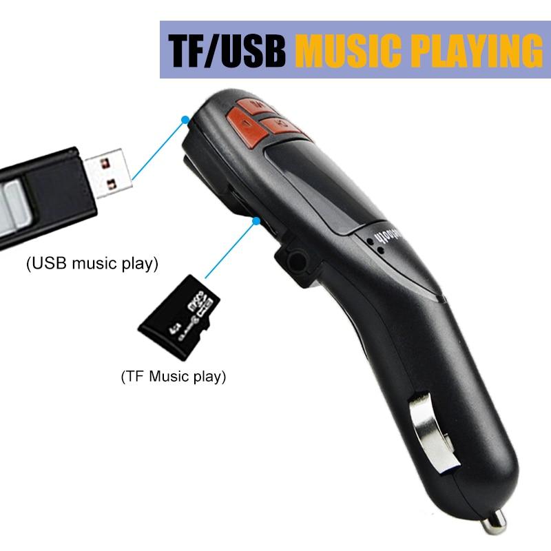 E1326 FM Transmitter Car Kit MP3 03