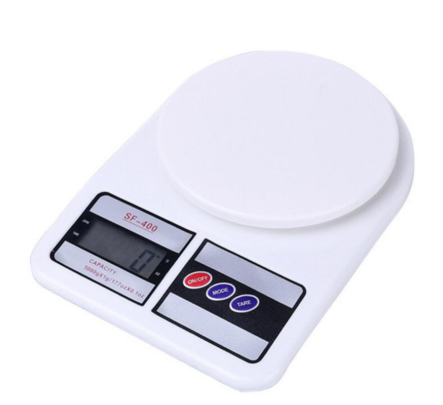 10kg/7kg/5kg/ 1kg/0.1g Portable Digital Scale LED Electronic Scales Postal Food Measuring Weight Kitchen LED Electronic Scales