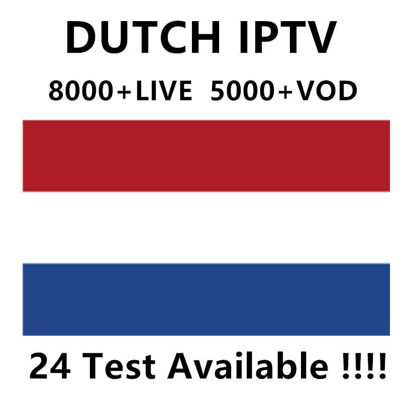 Dutch IPTV M3U Subscription For Netherlands Sweden Nordic Israel IPTV Support Andorid Smart Tv Enigma2 PC IOS MAG